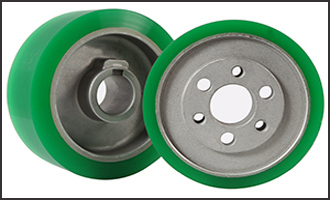 PU Feed Wheels