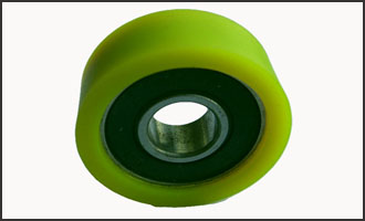 PU Pallet Wheels
