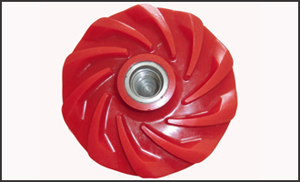 Polyurethane Impeller Wheel
