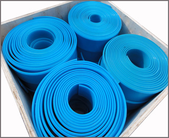Polyurethane Conveyor Belt Skirting Board Poly Skirting