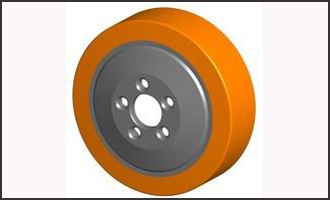 Urethane Feed Wheel