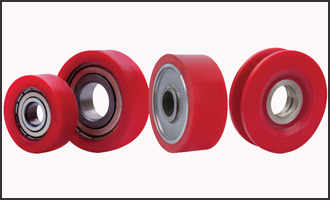 Urethane Load Wheel