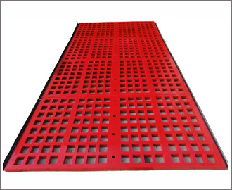 Urethane Tensioned Screen Panel